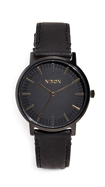Nixon Porter Watch, 40mm