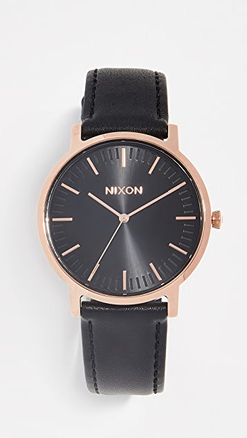 Nixon Porter Watch, 40mm