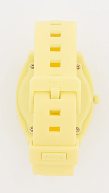 Nixon Time Teller 40mm Watch