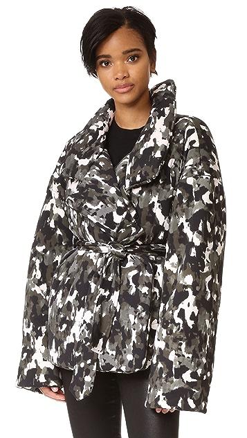 Norma Kamali Короткое пальто Sleeping Bag