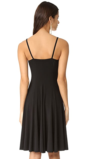 Norma Kamali Kamali Kulture Underwire Dress