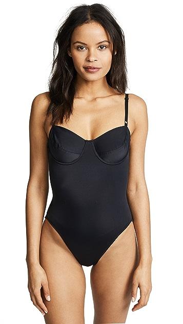 Norma Kamali Underwire Mio Swimsuit