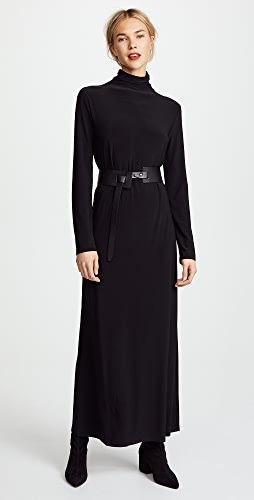 Norma Kamali - Kamali Kulture Go Turtleneck Maxi Dress