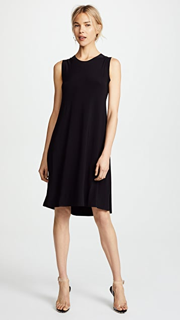 75c6f40924c41 Norma Kamali Kamali Kulture Sleeveless Swing Dress | SHOPBOP