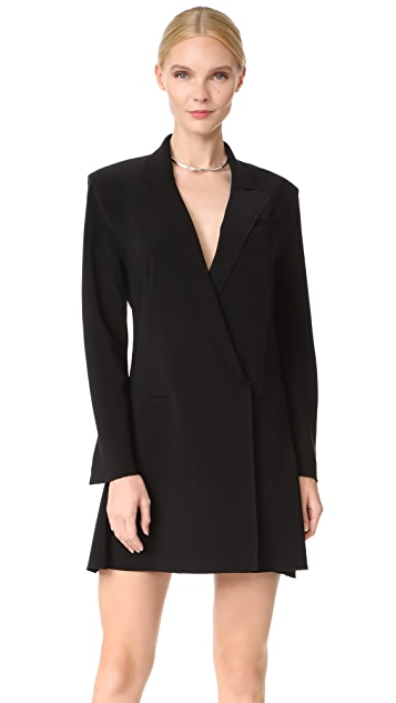 Norma Kamali Blazer Mini Dress