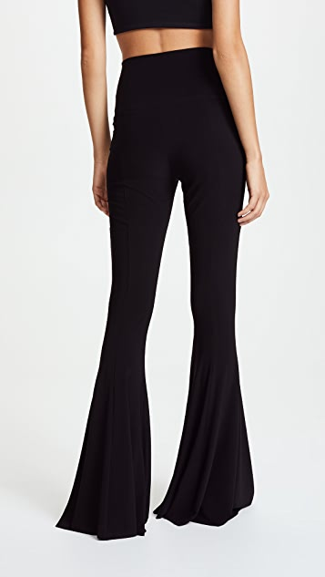 Norma Kamali Fishtail Pants