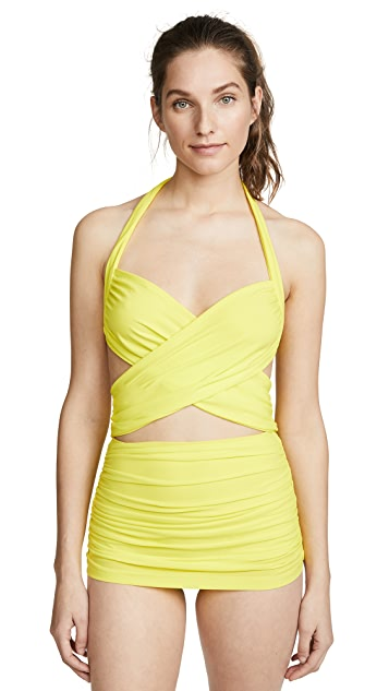 Norma Kamali XO Bill Mio Swimsuit