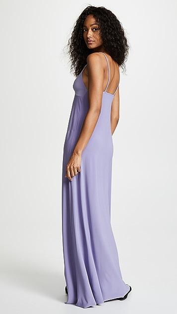 d093bb599b9 ... Norma Kamali Slip A-Line Long Dress ...