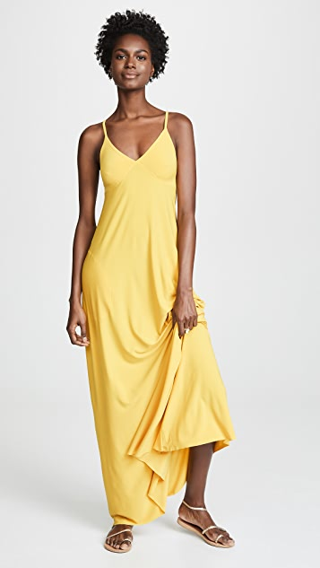 Norma Kamali A-Line Slip Dress