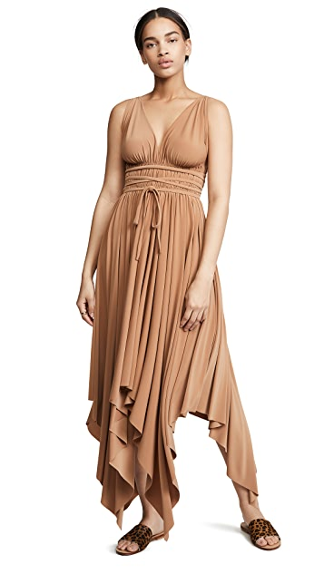 Norma Kamali Goddess Dress