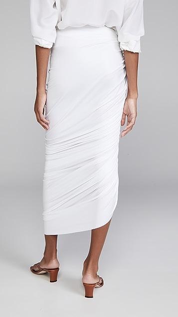 Norma Kamali Diana 半身长裙