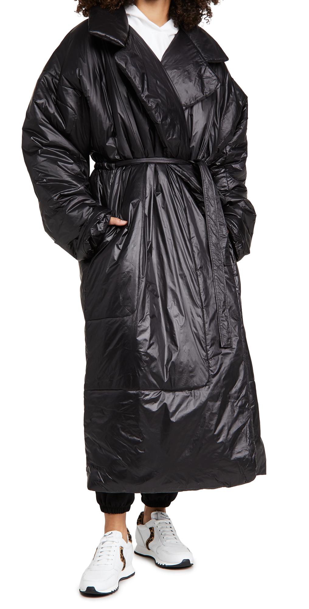 Norma Kamali Oversized Sleeping Bag Coat