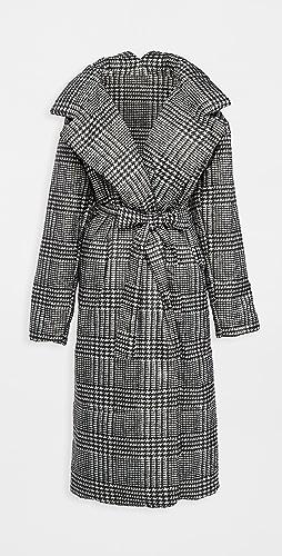 Norma Kamali - 经典睡袋式长款大衣