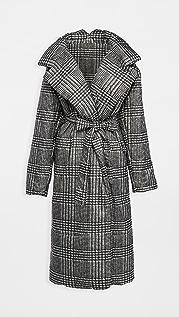 Norma Kamali 经典睡袋式长款大衣