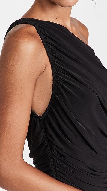Norma Kamali Diana Mini Dress
