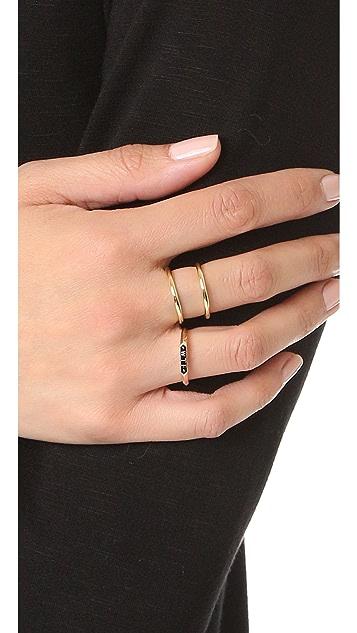Nora Kogan WTF Signet Ring