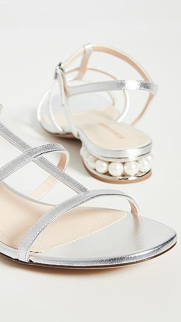 Nicholas Kirkwood Casati Strap Sandals
