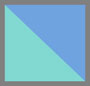 Blue Iridescent