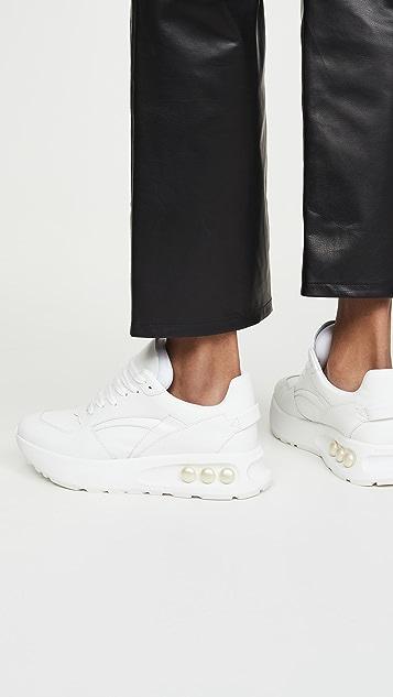 Nicholas Kirkwood NKP3 Lace Up Sneakers