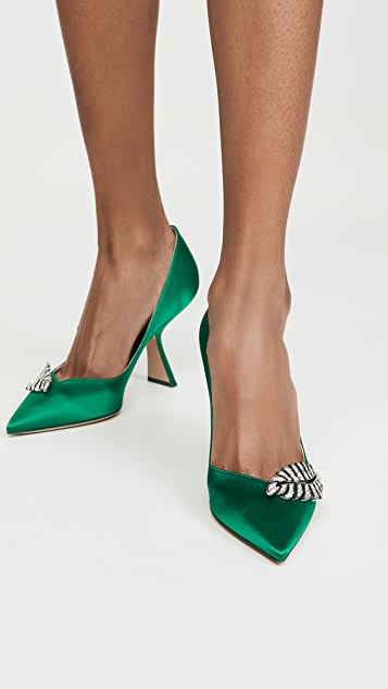 Nicholas Kirkwood Monstera Pumps