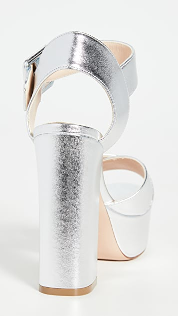 Nicholas Kirkwood Elements Platform Sandals