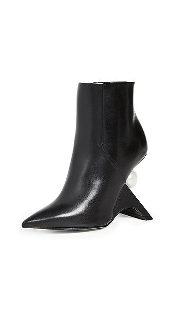 Nicholas Kirkwood Jazzelle Ankle Boots