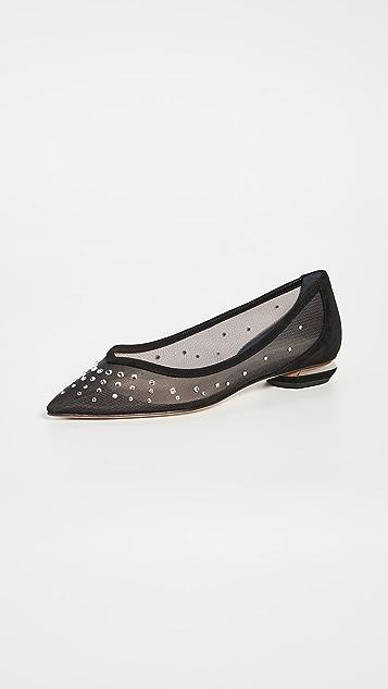 Nicholas Kirkwood Lexi 芭蕾平底鞋