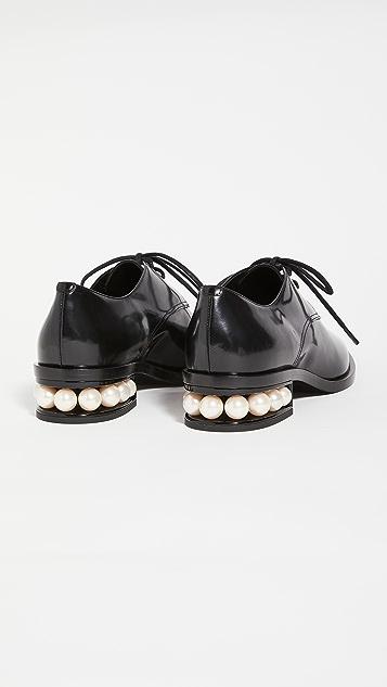 Nicholas Kirkwood 30mm Casati Derby Shoes