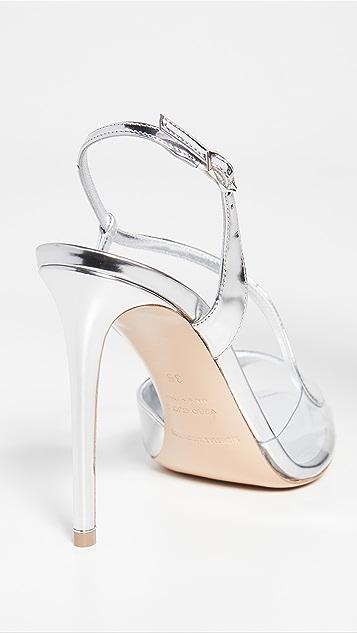Nicholas Kirkwood 105mm S Sandals