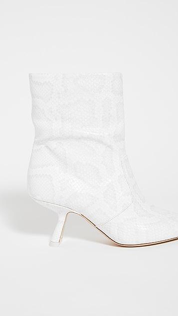 Nicholas Kirkwood 70mm Lexi 踝靴