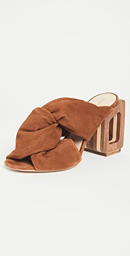 Nicholas Kirkwood - Joaquim Twisted 85mm 穆勒鞋