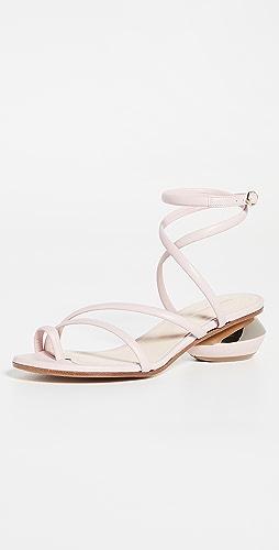 Nicholas Kirkwood - 45mm Beya Maxi Sandals