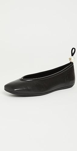 Nicholas Kirkwood - Delfi 芭蕾舞平底鞋