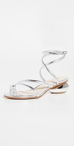 Nicholas Kirkwood - Beya Maxi 45mm Sandals