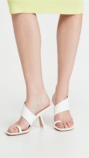 Nicholas Kirkwood 90mm Brasilia 穆勒鞋
