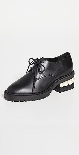Nicholas Kirkwood - 35mm Casati Derby Shoes