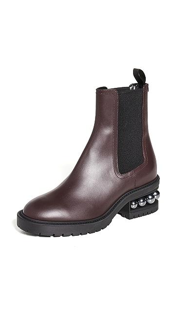 Nicholas Kirkwood 35mm Casati Chelsea Boots