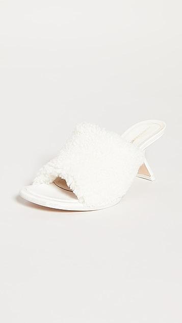 Nicholas Kirkwood 70mm Alba 穆勒鞋