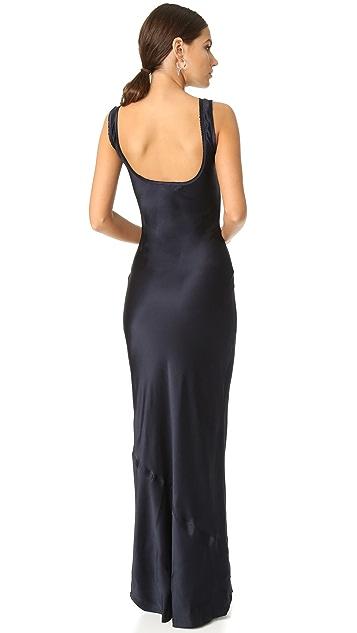 Nili Lotan Maxi Tank Dress
