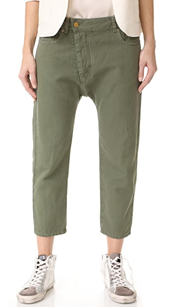 Nili Lotan Bias Pants