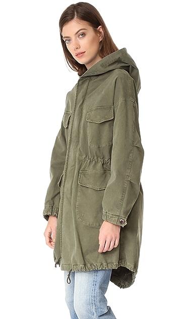 Nili Lotan North Anorak Jacket