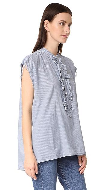 Nili Lotan Charlton Shirt