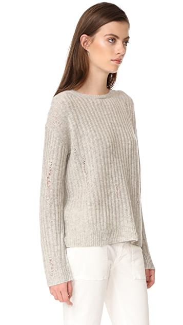 Nili Lotan Baxter Cashmere Sweater