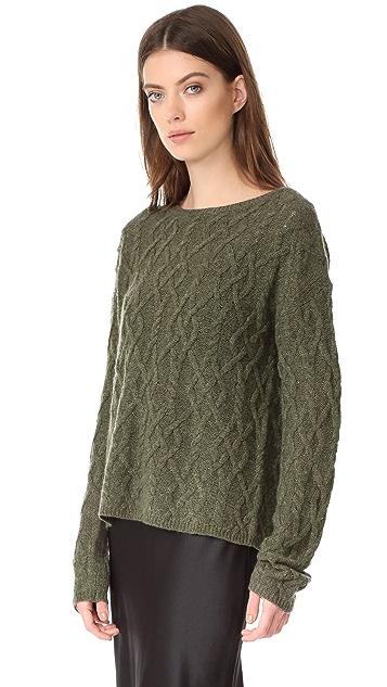 Nili Lotan Cheyenne Cashmere Sweater
