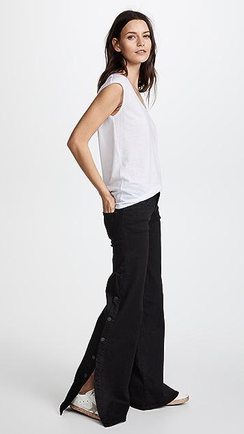 Nili Lotan Ena Jeans - Noir Wash