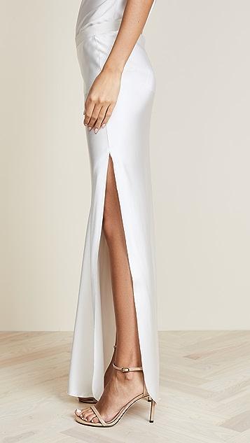 Nili Lotan Maya Maxi Skirt