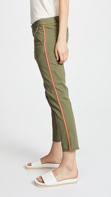 Nili Lotan East Hampton Pants with Tape