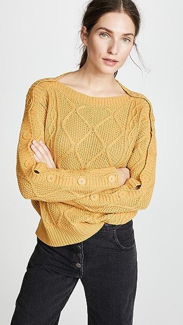 Nili Lotan Dakota Sweater