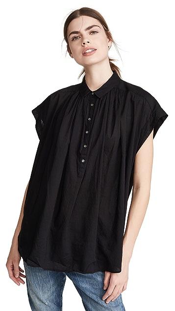Nili Lotan Normandy 女式衬衫