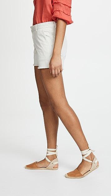 Nili Lotan Carpenter Shorts